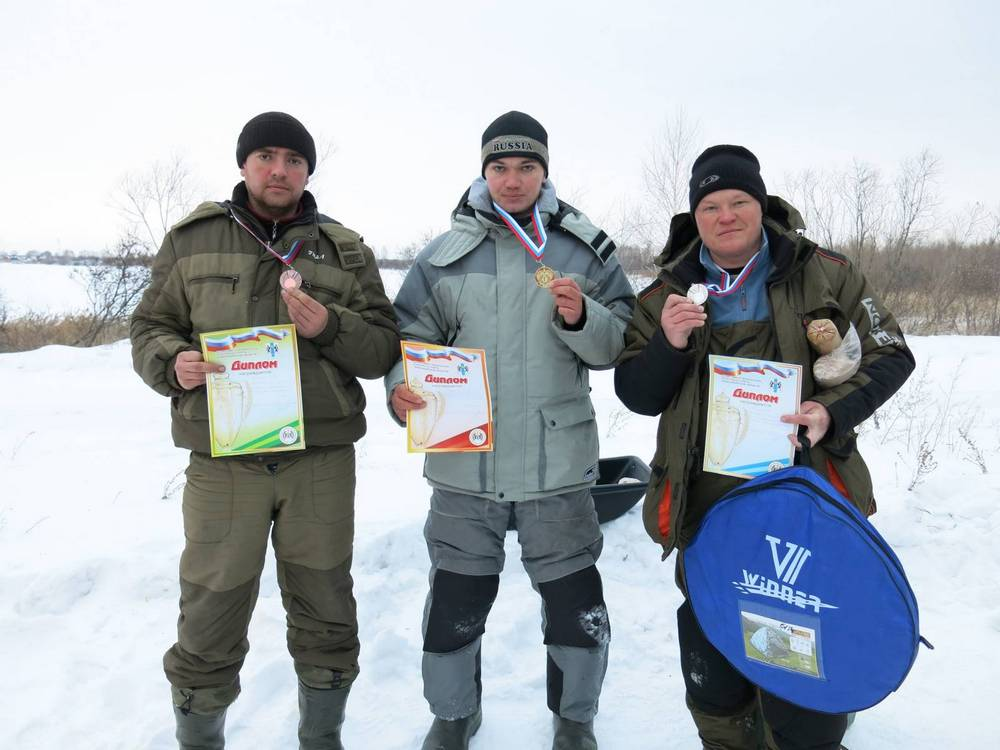 где ловят в новосибирске