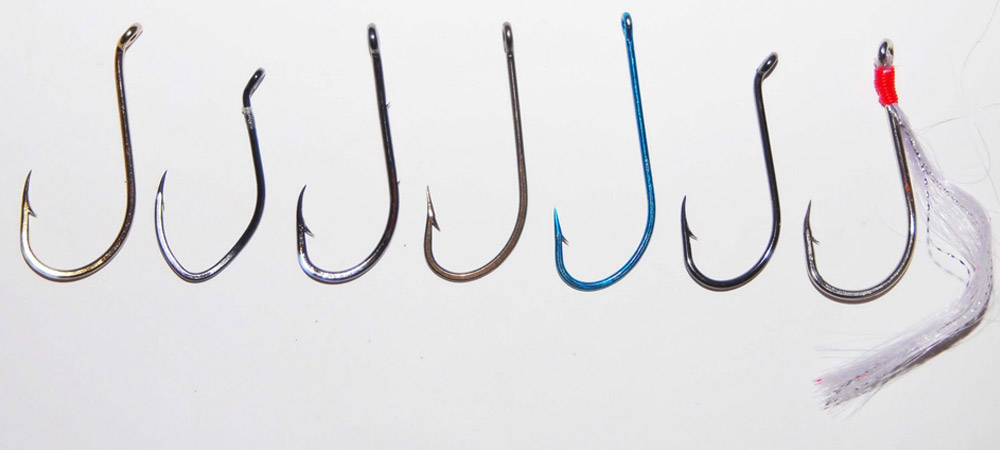 какие крючки применяют при ловле леща