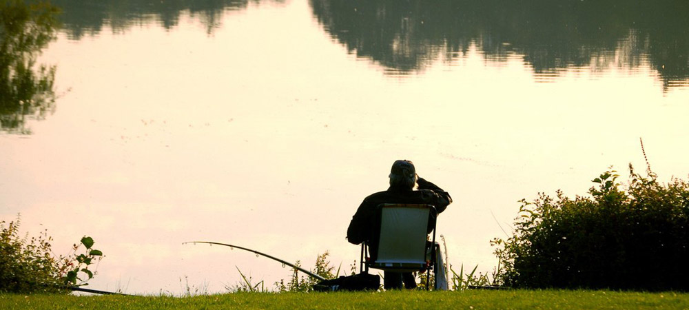 Утренняя рыбалка