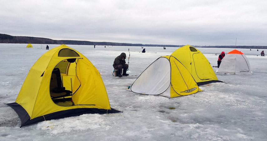 зимние палатки для рыбалки кубы