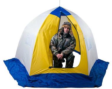 Зимняя палатка зонт