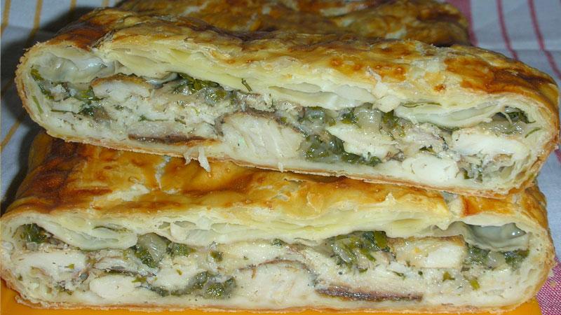 Вкусный пирог из рыбы рецепты с фото