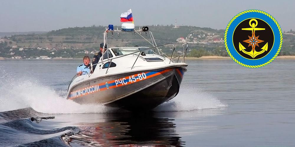 Лодка глиссирует