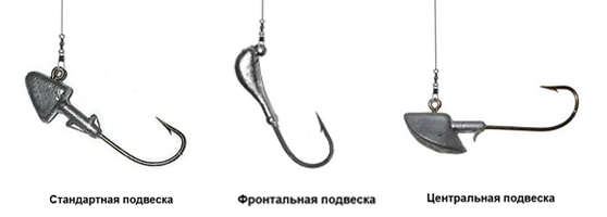 Ловля на джиг – выбор снасти, виды джиг-головок, способы ловли ...