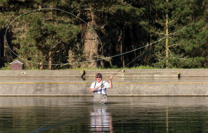 Учредитель сайта FishingSib установил мировой рекорд по дальности ...