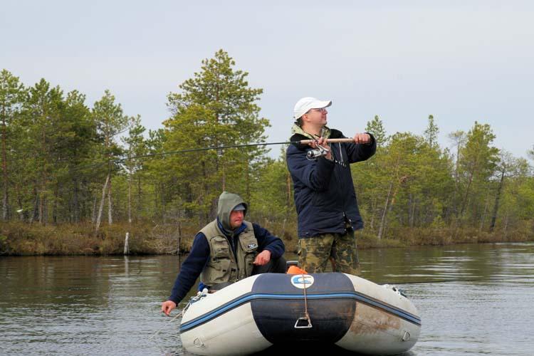 рыбалка в томске когда открытия