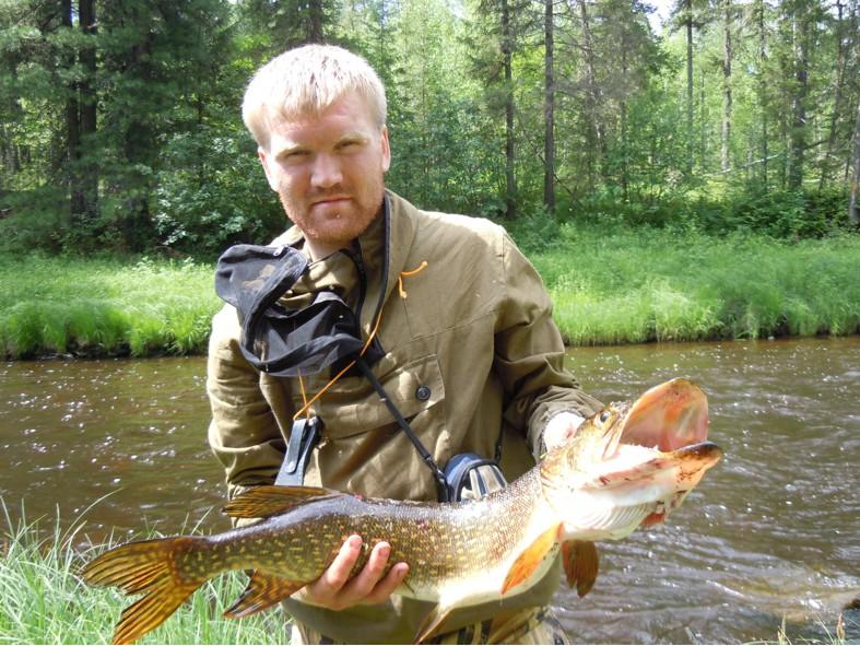 ловим рыбу в озерах красноярского края