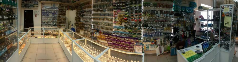 магазин рыболовных снастей уфы