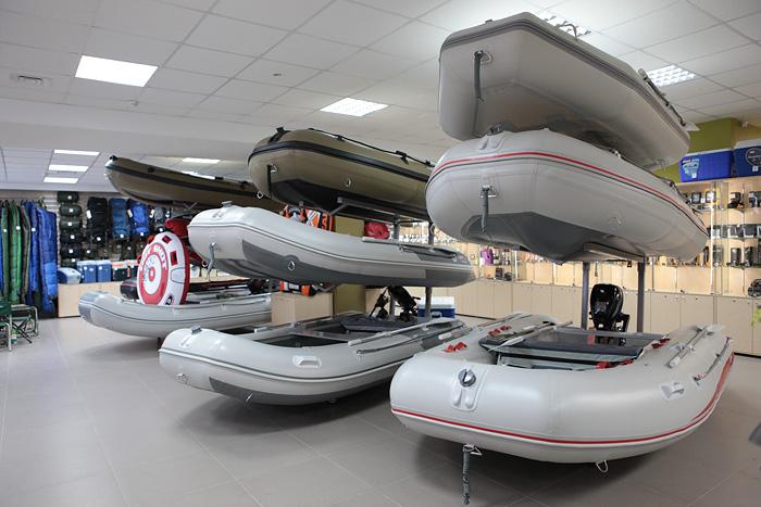 специализированный магазин лодок пвх