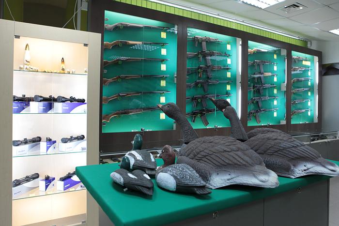 все для охоты и рыбалки магазины в томске