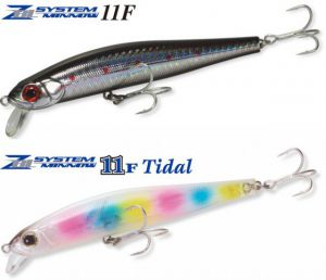 Воблер ZipBaits ZBL System minnow 110F