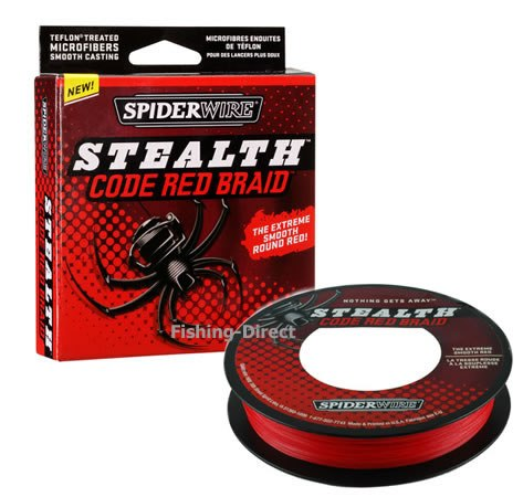 Spiderwire Red Core