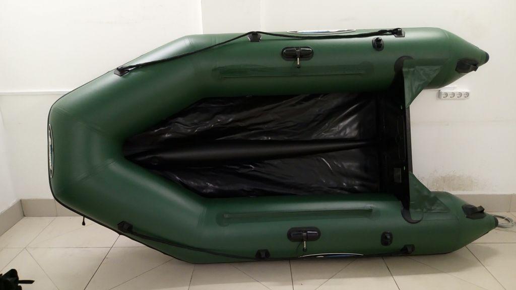 Как выбрать лодку пвх с килем
