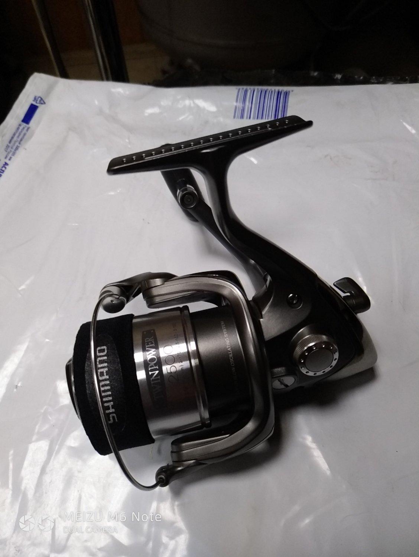 Продам 02 Shimano Twin Power 2500 | Покупка и продажа рыболовных