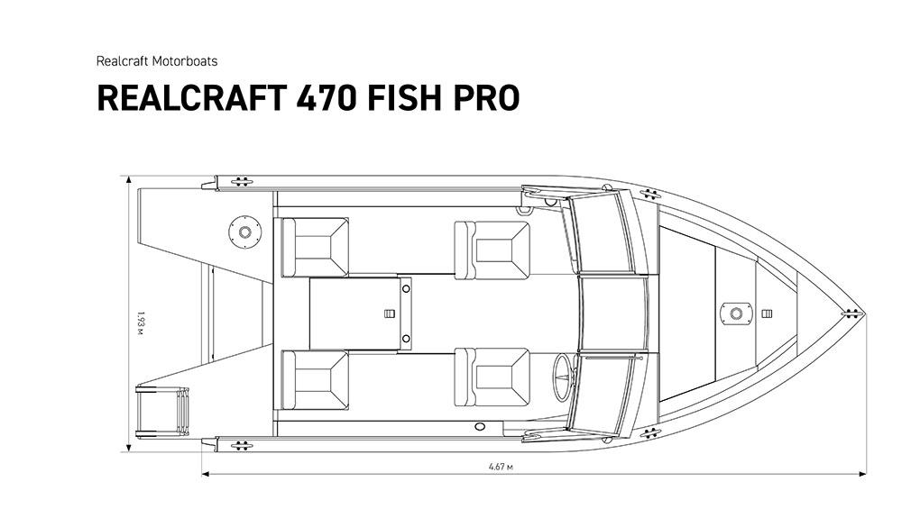 Лодки Салют (RealCraft)