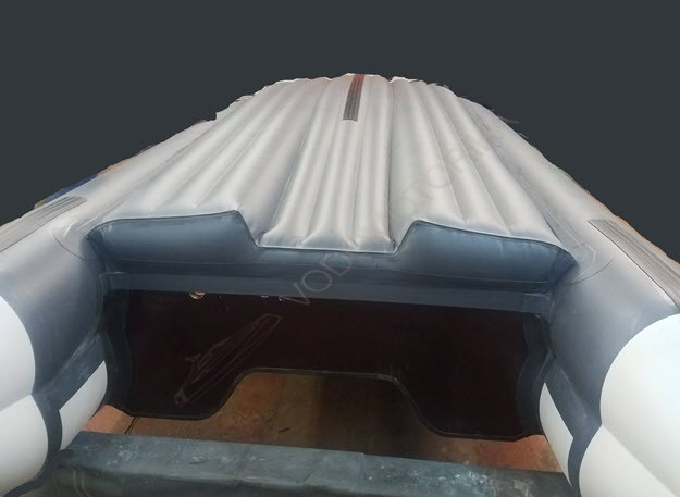 Выбор лодки ПВХ с тоннелем