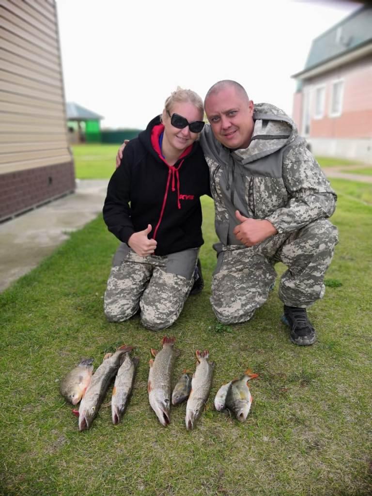 Рыбалка на омке новосибирская обл