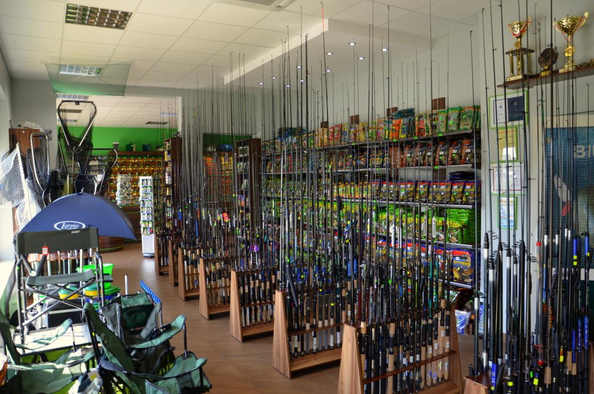 Где Есть Магазин Рыбалка
