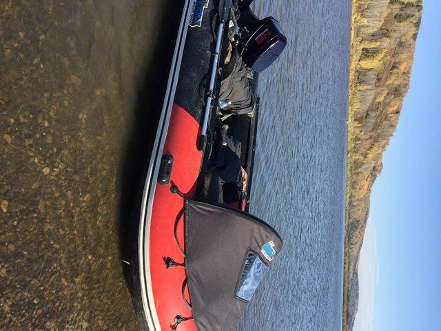 Продам комплект лодка + мотор