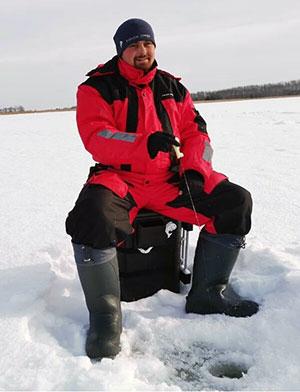 Открытые лично-командные соревнования НСО по ловле на блесну со льда. 14.03.2020 г.