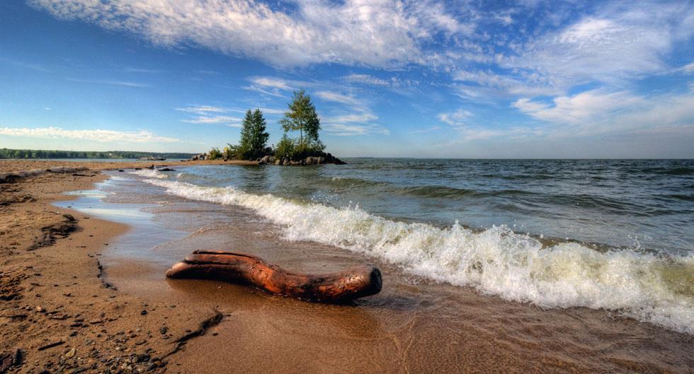 Обское море. Текущие проблемы и пути решения