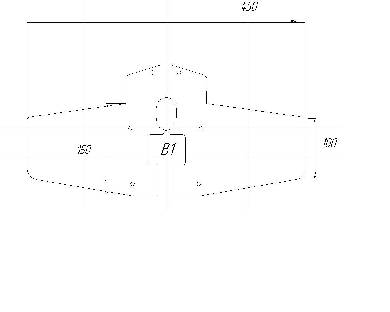 Гидрокрыло на лодочные моторы своими руками чертежи фото 419