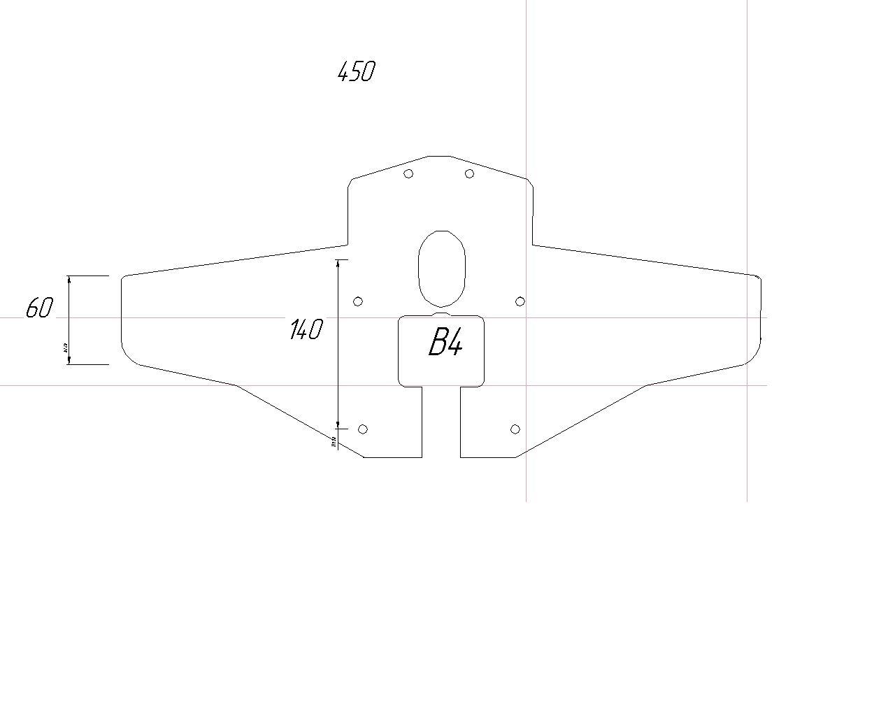 Гидрокрыло на лодочные моторы своими руками чертежи фото 817