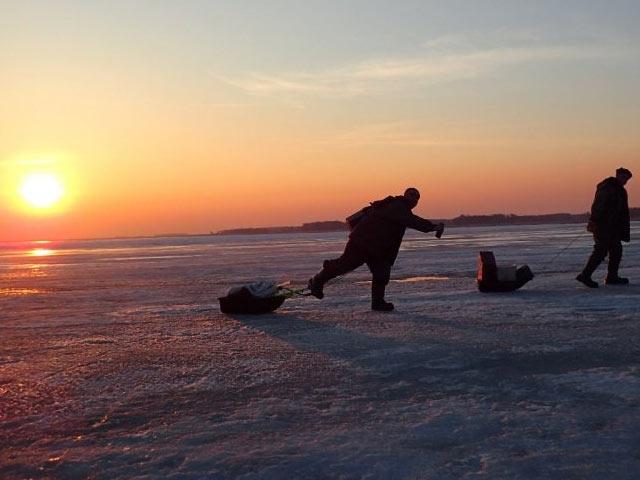 зимняя рыбалка в кемеровской области видео