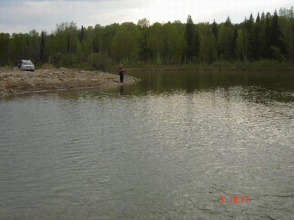 рыбалка на суенге