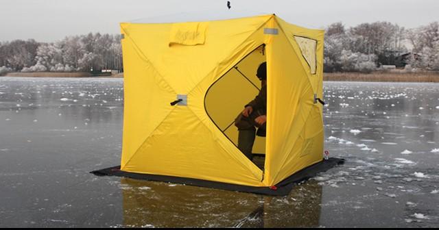 Зимняя палатка своими руками - Самоделки для рыбалки своими руками