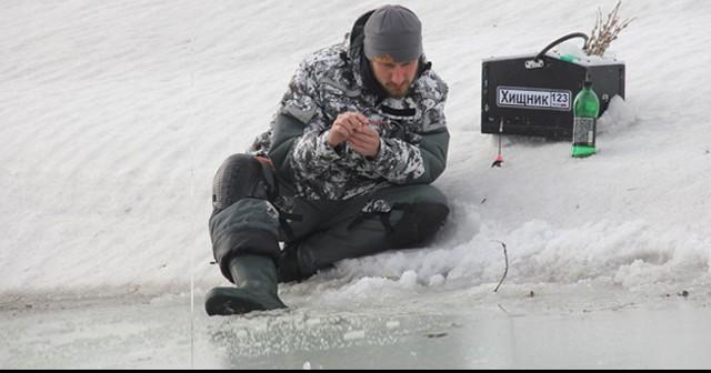 Какие снасти нужны для ловли зимой