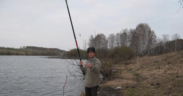 рыбалка мошково