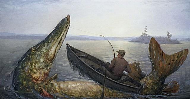 прколы про рыбалку