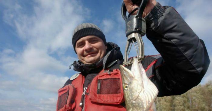 сузунские рыбаки